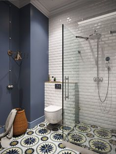 Simple Small Bathroom Decor Brings The Ease Inside Of It! 2019 Contemporary small bathroom interior ideas The post Simple Small Bathroom Decor Brings The Ease Inside Of It! 2019 appeared first on Bathroom Diy. Small Bathroom Interior, Diy Bathroom, Bathroom Flooring, Master Bathroom, Basement Bathroom, Bathroom Small, Colorful Bathroom, Bathroom Remodeling, Remodel Bathroom