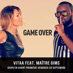 Vitaa featuring Maître Gims! #1 on France TV Airplay Music! http://raannt.com/vitaa-featuring-maitre-gims-1-on-france-tv-airplay-music/ #Vitaa #MaitreGims #France #Music #AirplayMusic