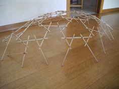 modello di cupola reciproca