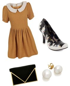 """Vintage :)"" by chargergirlz on Polyvore"