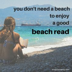 Who says you need to be at the beach to enjoy a good beach read? Check out my recommendations for good reads you can bring to the beach... or wherever.