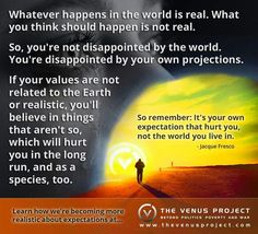 The Venus Project - Beyond Politics, Poverty & War