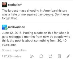 and now this year America has the worst shooting in modern american history. how can this cycle be stopped? Lgbt, Pro Choice, Equal Rights, Funny, Hilarious, My Tumblr, Faith In Humanity, Social Issues, Social Justice