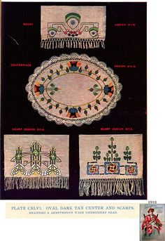 Brainerd & Armstrong CXLVI 1910 | Embroiderist | Flickr