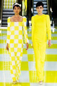 Seeing Double: Louis Vuitton Spring 2013 RTW