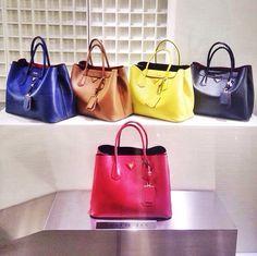 b75b3caee92a Prada New Collection Prada Double Bag