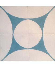 Flecha Encaustic Cement Tile