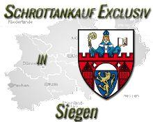 Schrottankauf Exclusiv in Siegen Schrottankauf Siegen