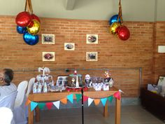 Festa up altas aventuras/ up party