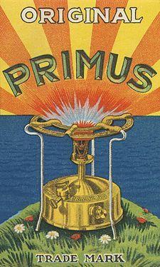 Primus stove - Wikipedia, the free encyclopedia