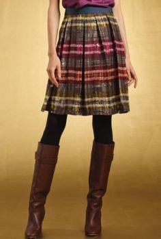 Trina Turk Tidepool skirt.