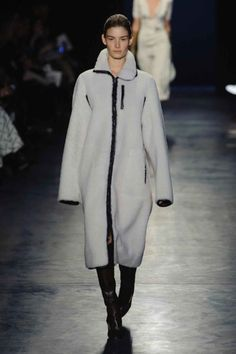 Well, This Is a First: Altuzarra Experiments with Bright Color for Fall 2014 - Fashionista