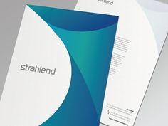 Dribbble - Strahlend Letterhead by Muhammad Ali Effendy