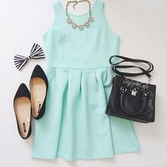 cute dress,  #romwe #summery