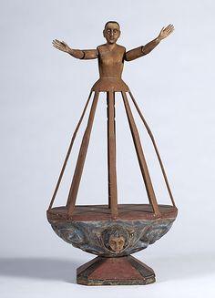 Folk Art Milliner's Model - Cowan's Auctions