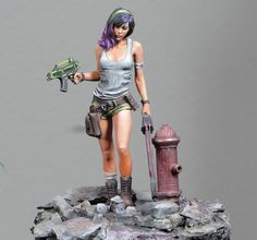65 best model figures images on pinterest in 2018 miniatures