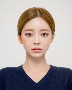 ジュエリー ジュエリー in 2020 Asian Makeup, Korean Makeup, April April, Beauty Makeup, Hair Makeup, Kawaii Makeup, Japanese Makeup, Uzzlang Girl, Cute Girl Face