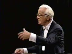 Ernest Chausson: Symphony in B flat major, Op. 20 - II. Tres Lent, Conductor: Jean Fournet - YouTube