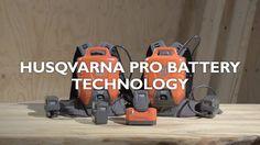 Profesjonalne produkty bateryjne Husqvarna