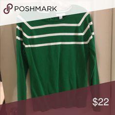 Nautica sweater - worn once Nautica sweater worn once. Size medium. Like new Nautica Sweaters Crew & Scoop Necks