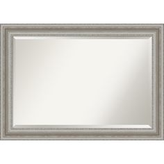 Top Product Reviews for Abbyson Radiance Round Wall Mirror   Overstock.com   15588665 Vanity Wall Mirror, Mirror Shop, Wall Mounted Mirror, Mirrored Vanity, Bathroom Mirrors, Bathroom Ideas, Handmade Framed Art, Silver Bathroom, Home Decor Mirrors