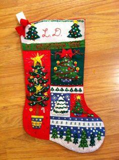 L.D.'s stocking
