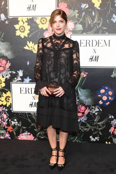 Erdem x H&M Collaboration Party | Who What Wear