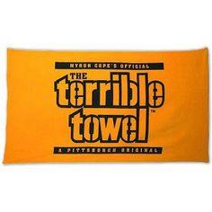 Pittsburgh Steelers Terrible Beach Towel $24.95