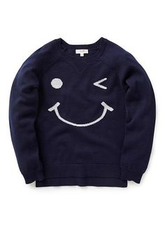 Smiley Sweater | Seed Heritage