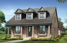 Mason Homes showcase their most sought-after Parklands Community that offers various artistic home designs varying from detached singles, townhomes, and semi-detached courtyard designs. #newhomesOntario #lofttownhomespeterborough #Adultlivingpeterborough Mason Homes, Lakeside Village, Courtyard Design, Storey Homes, New Home Builders, Peterborough, Master Plan, Semi Detached, My Dream Home