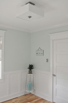 1000 images about bedroom on pinterest wainscoting for Arts and crafts wainscoting