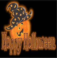 Happy Halloween Pumpkin Hat Ceramic Drink Coasters by DanielleCherieDesign, $18.00