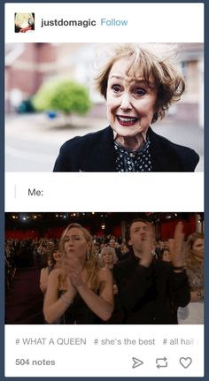 """Officer to Mrs. Hudson:""""Miss, do you know how fast you were going?"""" The queen of the universe: """"OF COURSE NOT I WAS ON THE PHONE."""""""
