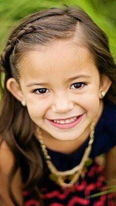 Kayleeah, age 5