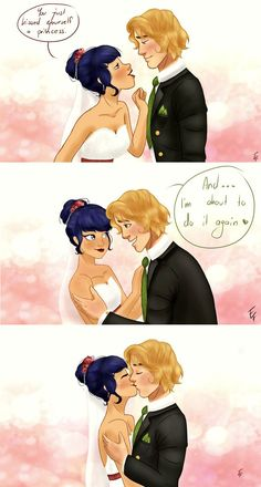 Princess and the Frog - Marriage AU by PeruGirl199.deviantart.com on @DeviantArt