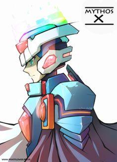 Fantasy Character Design, Character Design Inspiration, Character Art, Mega Man, Maverick Hunter, Zero Wallpaper, Megaman Zero, Megaman Series, Fighting Robots