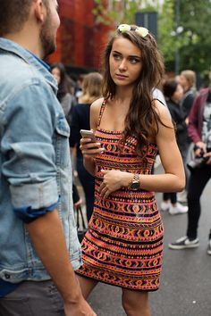 On the Street…After Etro, Milan (from The Sartorialist) See more at http://www.thesartorialist.com/?p=55695
