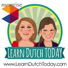 Learn Dutch Today on MEMRISE!  Fun vocabulary studying that sticks. Try it out! :)  Memrise uses flashcards augmented with mnemonics—gathered through crowdsourcing—and the spacing effect to boost the speed and ease of learning.