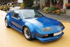 1987 Renault Alpine A310 V6 http://amzn.to/2tOm6Jd