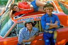 John Schneider, who played Bo Duke on The Dukes of Hazzard, is putting TV Land on blast after the network pulled reruns of the hit series off its schedule.  TV Land's move came Wednesday in the midst of increased debate over depictions of the Confederate flag, including the one painted on the roof of the 1969 Dodge Charger (dubbed General Lee) driven by the Duke boys on Hazzard.