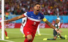 Mundial 2014. Ghana 1-2 Estados Unidos.