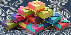 Cajas de Origami - Origami Boxes