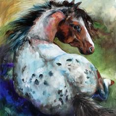 marcia baldwin horse paintings - Google Search