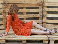 Sukienka+koktajlowa+w+PAPAVERart+na+DaWanda.com
