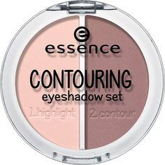 sada očních stínů contouring 01 mauve meets marshmallows - essence cosmetics