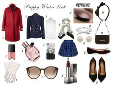 WHYWELOVE THE PREPPY WINTER LOOK