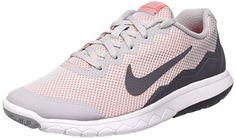 5f84f157cd0 Nike Men s Flex Experience RN 4 (Wolf Grey Dark Grey Ht Lv Wht) Running Shoe