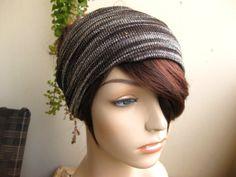 Black/Grey/White Striped  Mix Turban Wrap Headband, Women's Wide Head Wrap, Turband, Super Stretchy Headband, Hair Accessories #headband #hair #stretchyheadband #turban #turband #headwrap #hairaccessories #giftideas #giftsforher #holidayshopping #etsy