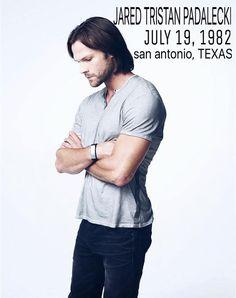 Happy 35th Birthday Jared ♥