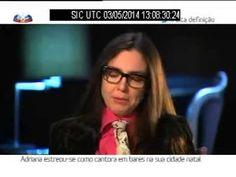 Alta Definição Adriana Calcanhoto 3 Maio 2014 Hotel Eurostars das Letras...